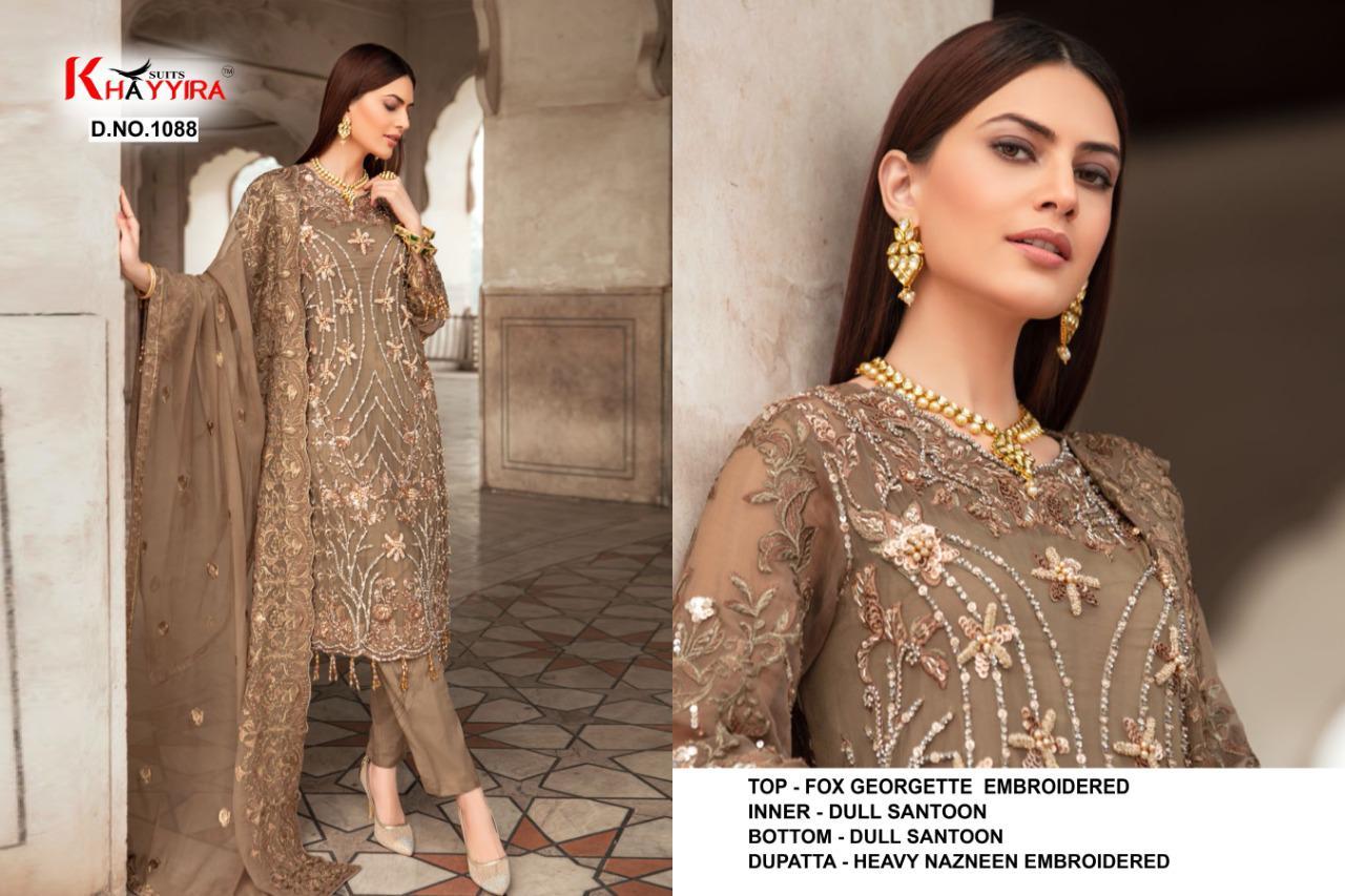 Khayyira Zebtan Bridal Collection Salwar Suit Wholesale Catalog 4 Pcs 4 - Khayyira Zebtan Bridal Collection Salwar Suit Wholesale Catalog 4 Pcs