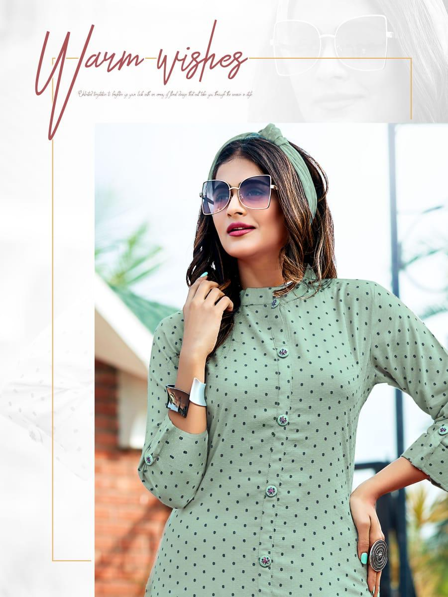 Ladies Flavour Decent Kurti Wholesale Catalog 6 Pcs 10 - Ladies Flavour Decent Kurti Wholesale Catalog 6 Pcs