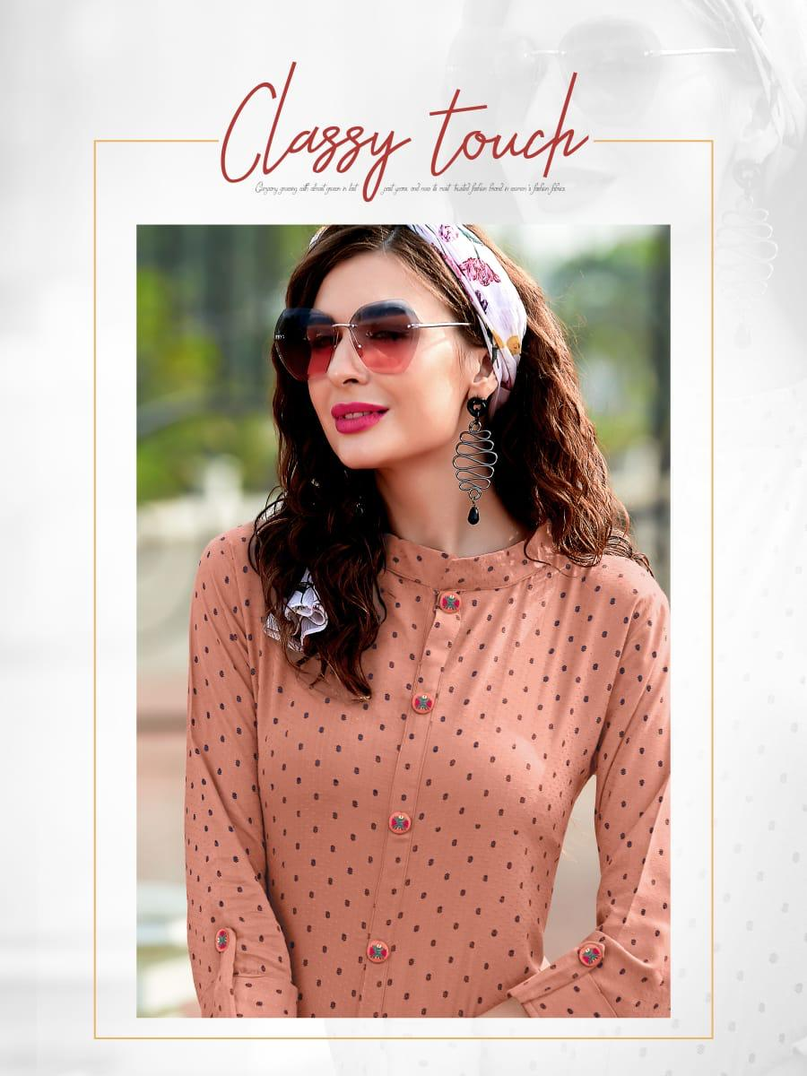 Ladies Flavour Decent Kurti Wholesale Catalog 6 Pcs 2 - Ladies Flavour Decent Kurti Wholesale Catalog 6 Pcs