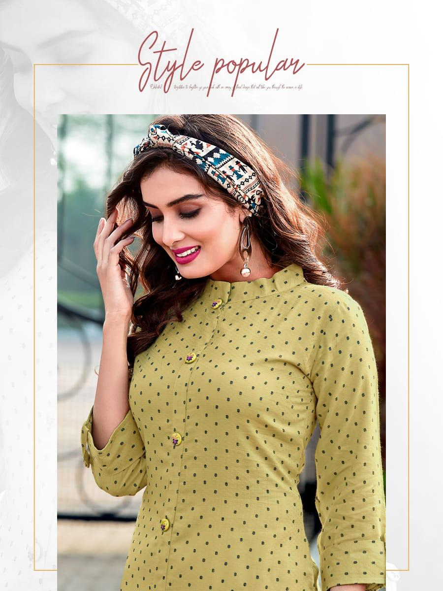 Ladies Flavour Decent Kurti Wholesale Catalog 6 Pcs 8 - Ladies Flavour Decent Kurti Wholesale Catalog 6 Pcs