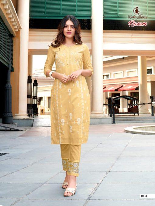 Ladies Flavour Rasam Kurti with Pant Wholesale Catalog 6 Pcs 6 510x680 - Ladies Flavour Rasam Kurti with Pant Wholesale Catalog 6 Pcs