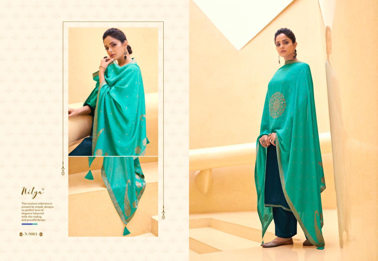 Lt Fabrics Nitya Naaz Salwar Suit Wholesale Catalog 6 Pcs 3 - Lt Fabrics Nitya Naaz Salwar Suit Wholesale Catalog 6 Pcs