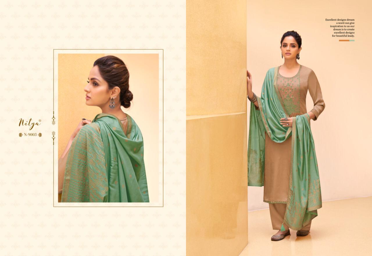 Lt Fabrics Nitya Naaz Salwar Suit Wholesale Catalog 6 Pcs 5 - Lt Fabrics Nitya Naaz Salwar Suit Wholesale Catalog 6 Pcs