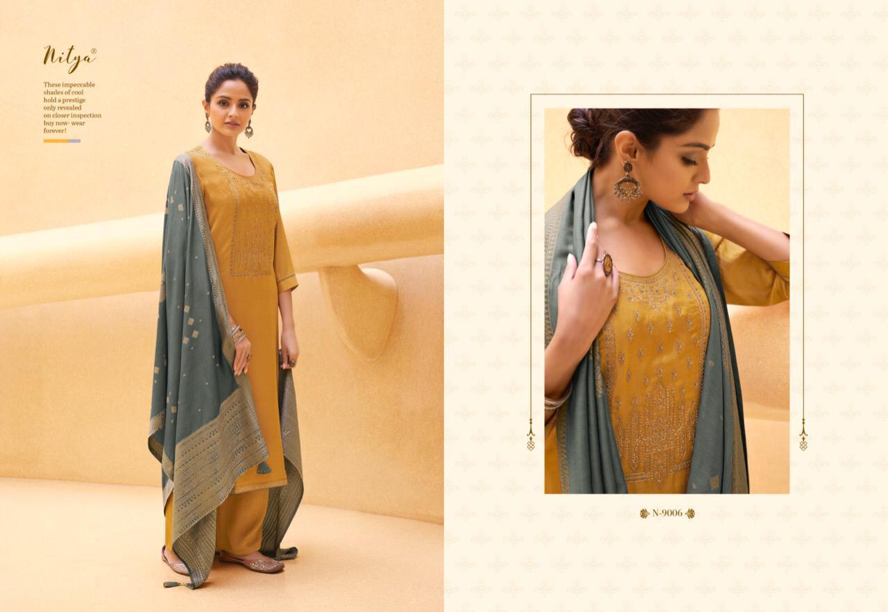 Lt Fabrics Nitya Naaz Salwar Suit Wholesale Catalog 6 Pcs 7 - Lt Fabrics Nitya Naaz Salwar Suit Wholesale Catalog 6 Pcs