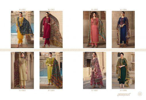 Lt Fabrics Noreen Salwar Suit Wholesale Catalog 8 Pcs 15 510x351 - Lt Fabrics Noreen Salwar Suit Wholesale Catalog 8 Pcs