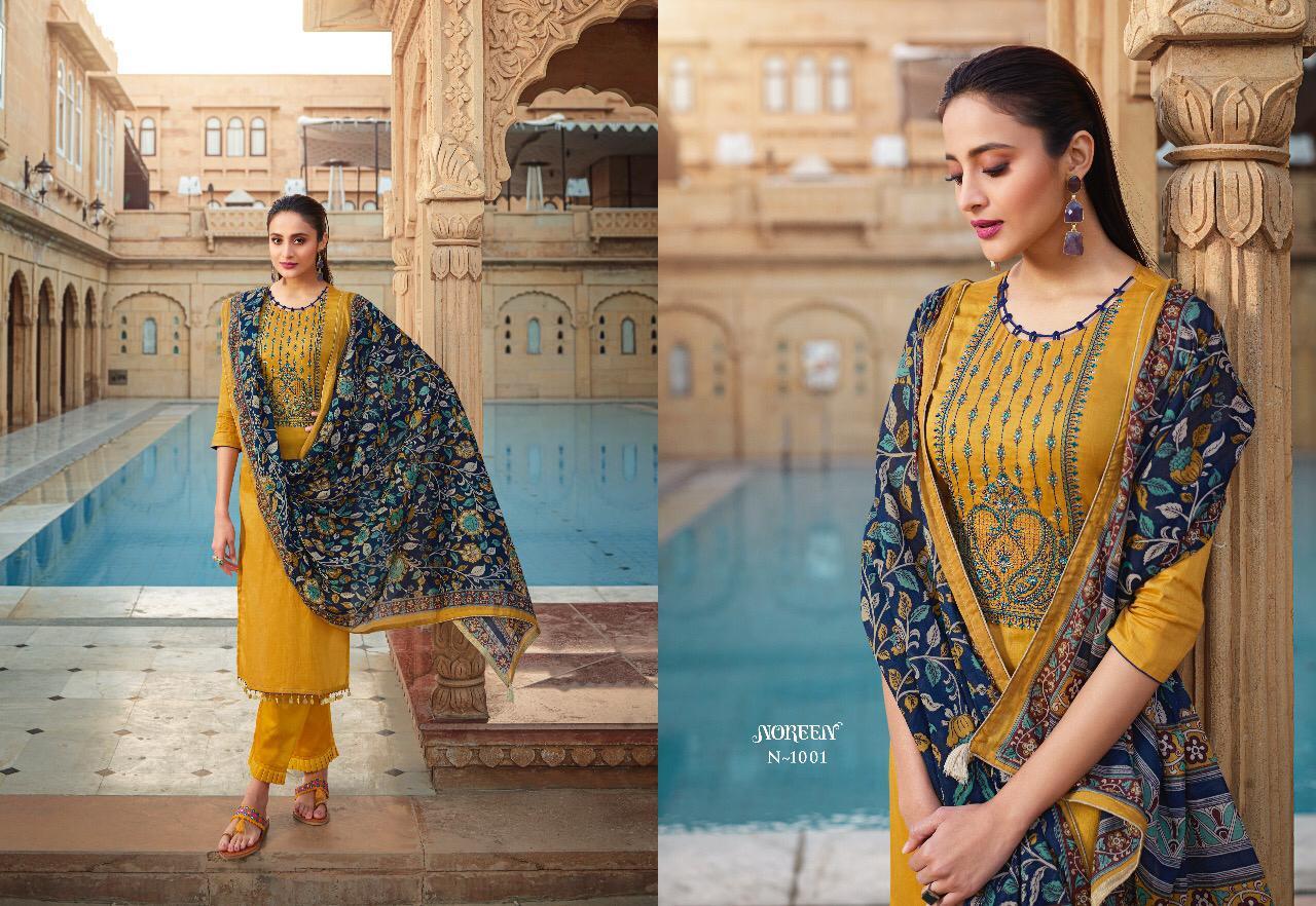 Lt Fabrics Noreen Salwar Suit Wholesale Catalog 8 Pcs 2 - Lt Fabrics Noreen Salwar Suit Wholesale Catalog 8 Pcs