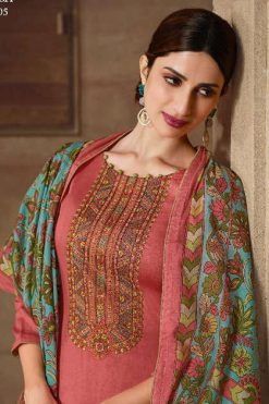 Lt Fabrics Noreen Salwar Suit Wholesale Catalog 8 Pcs