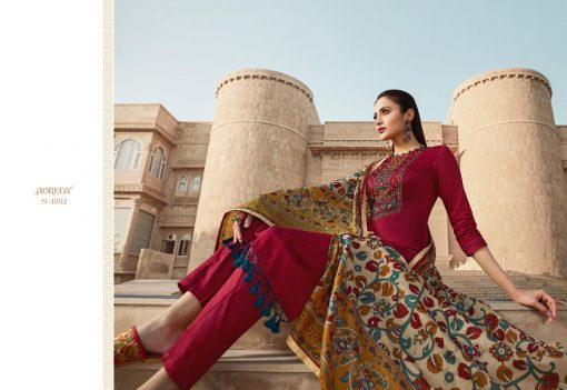 Lt Fabrics Noreen Salwar Suit Wholesale Catalog 8 Pcs 3 510x351 - Lt Fabrics Noreen Salwar Suit Wholesale Catalog 8 Pcs