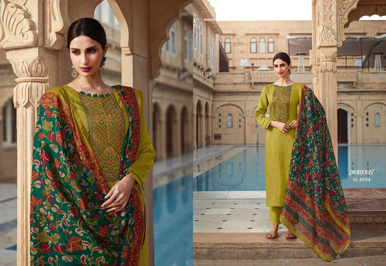 Lt Fabrics Noreen Salwar Suit Wholesale Catalog 8 Pcs 8 - Lt Fabrics Noreen Salwar Suit Wholesale Catalog 8 Pcs
