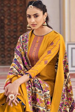 Mumtaz Arts Jamdani Hit List Salwar Suit Wholesale Catalog 7 Pcs