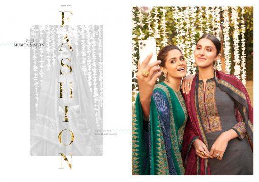 Mumtaz Arts Jash E Bandhani Salwar Suit Wholesale Catalog 10 Pcs 7 510x359 - Mumtaz Arts Jashn E Bandhani Salwar Suit Wholesale Catalog 10 Pcs