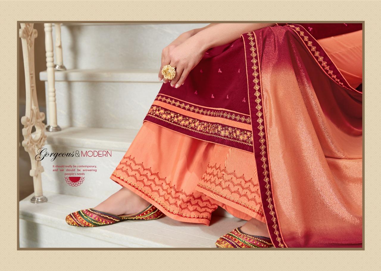 Panch Ratna Poshak by Kessi Salwar Suit Wholesale Catalog 5 Pcs 1 - Panch Ratna Poshak by Kessi Salwar Suit Wholesale Catalog 5 Pcs