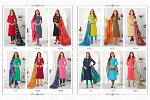 Raghav Colourful Vol 5 Salwar Suit Wholesale Catalog 12 Pcs 13 510x340 - Raghav Colourful Vol 5 Salwar Suit Wholesale Catalog 12 Pcs