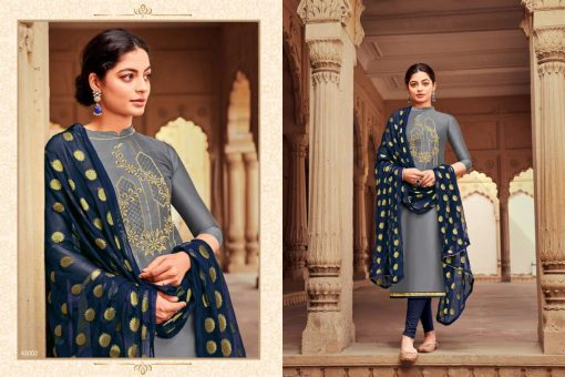Raghav Zarina Vol 2 Salwar Suit Wholesale Catalog 12 Pcs 10 510x340 - Raghav Zarina Vol 2 Salwar Suit Wholesale Catalog 12 Pcs