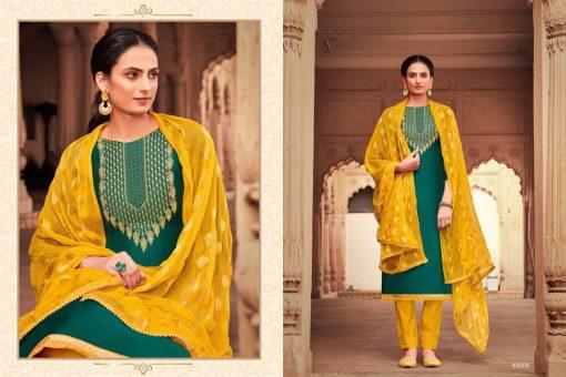 Raghav Zarina Vol 2 Salwar Suit Wholesale Catalog 12 Pcs 13 510x340 - Raghav Zarina Vol 2 Salwar Suit Wholesale Catalog 12 Pcs