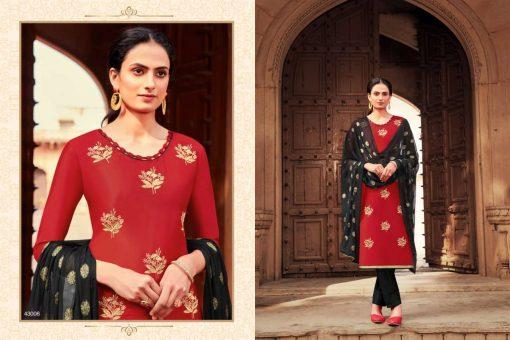 Raghav Zarina Vol 2 Salwar Suit Wholesale Catalog 12 Pcs 4 510x340 - Raghav Zarina Vol 2 Salwar Suit Wholesale Catalog 12 Pcs