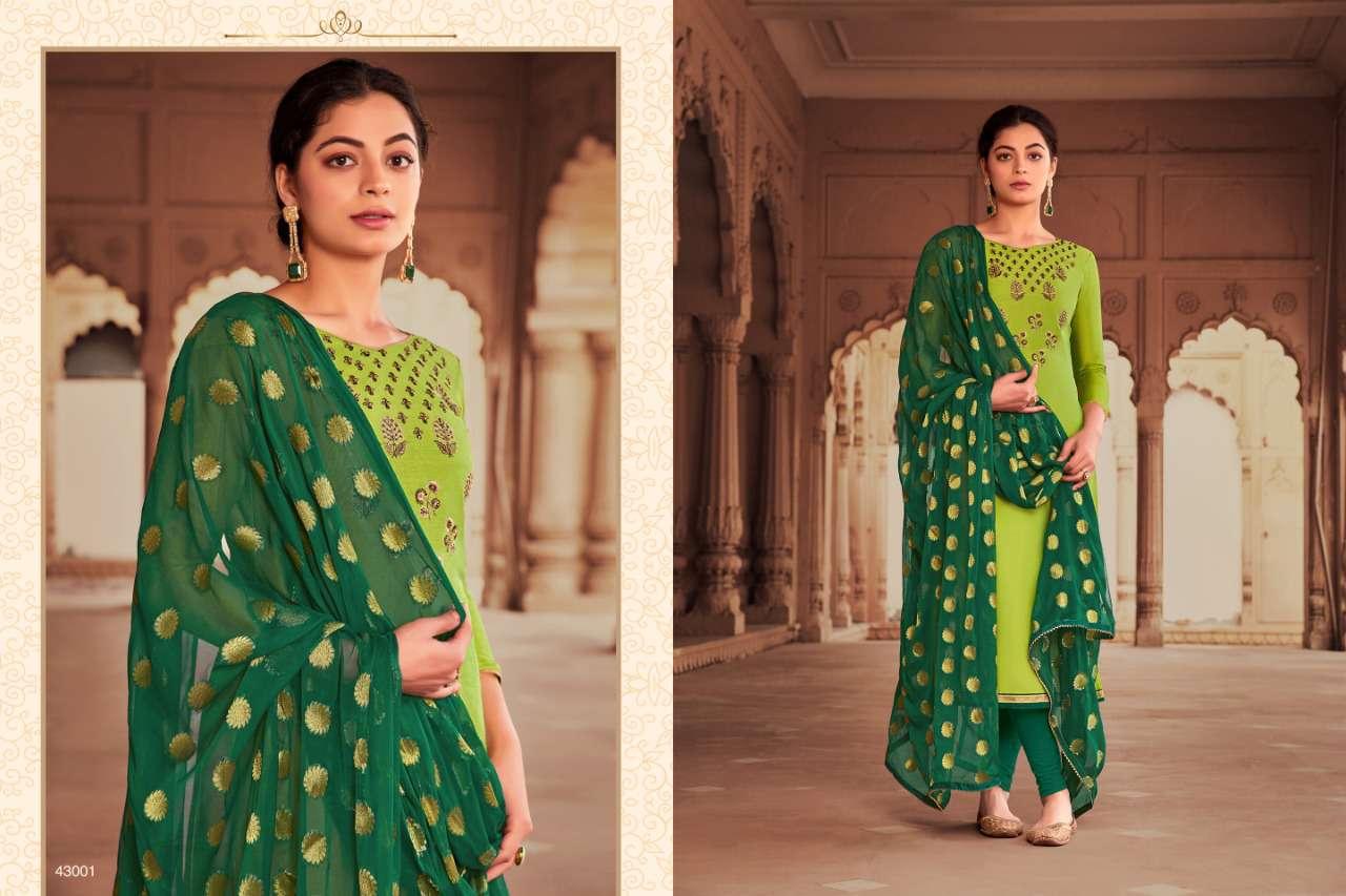 Raghav Zarina Vol 2 Salwar Suit Wholesale Catalog 12 Pcs 7 - Raghav Zarina Vol 2 Salwar Suit Wholesale Catalog 12 Pcs