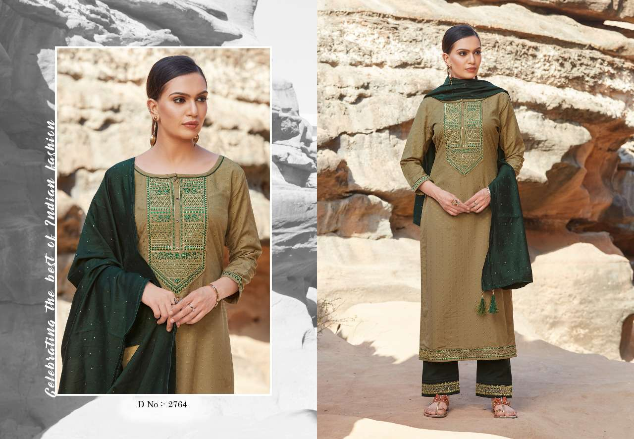 Rangoon Gazal by Kessi Readymade Salwar Suit Wholesale Catalog 6 Pcs 1 - Rangoon Gazal by Kessi Readymade Salwar Suit Wholesale Catalog 6 Pcs