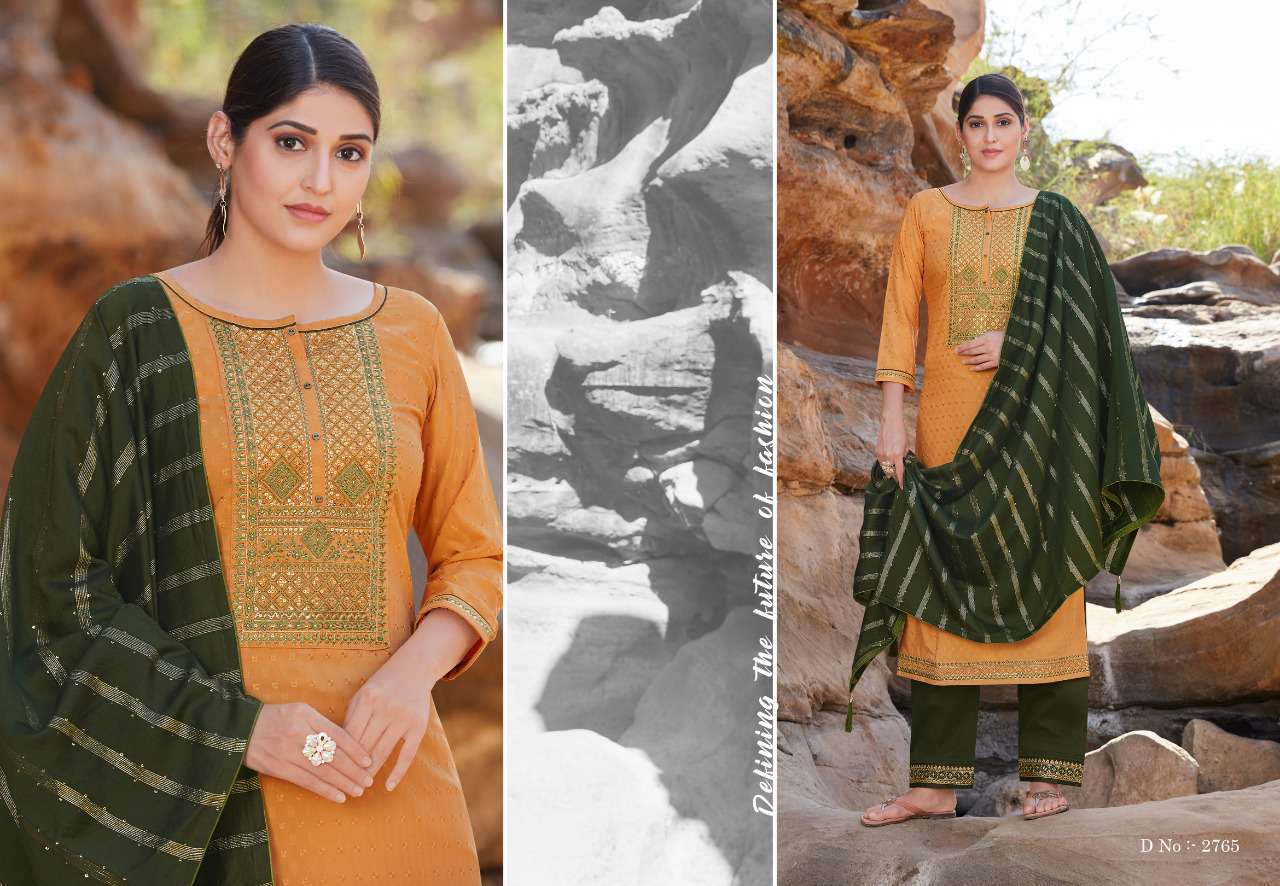 Rangoon Gazal by Kessi Readymade Salwar Suit Wholesale Catalog 6 Pcs 2 - Rangoon Gazal by Kessi Readymade Salwar Suit Wholesale Catalog 6 Pcs