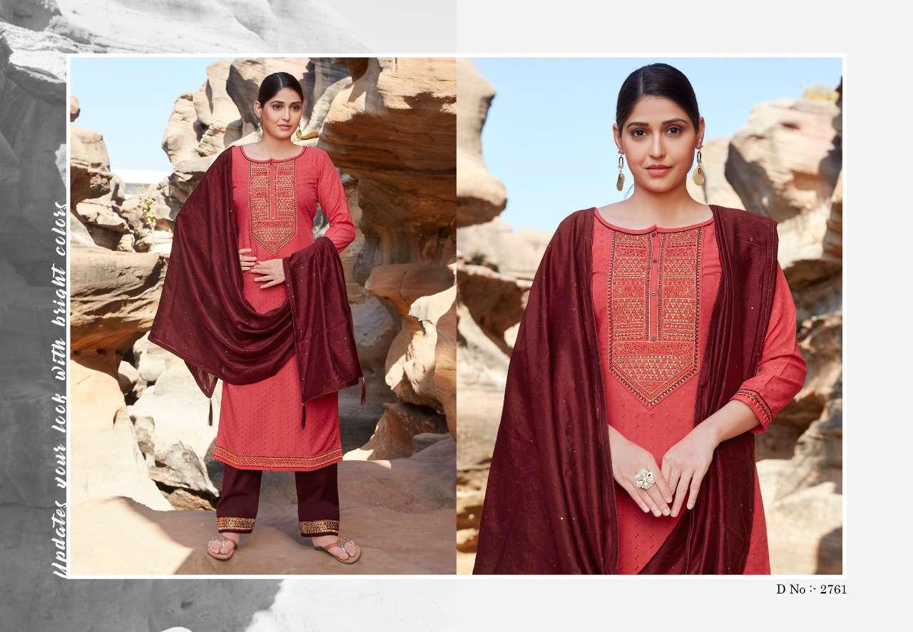 Rangoon Gazal by Kessi Readymade Salwar Suit Wholesale Catalog 6 Pcs 7 - Rangoon Gazal by Kessi Readymade Salwar Suit Wholesale Catalog 6 Pcs