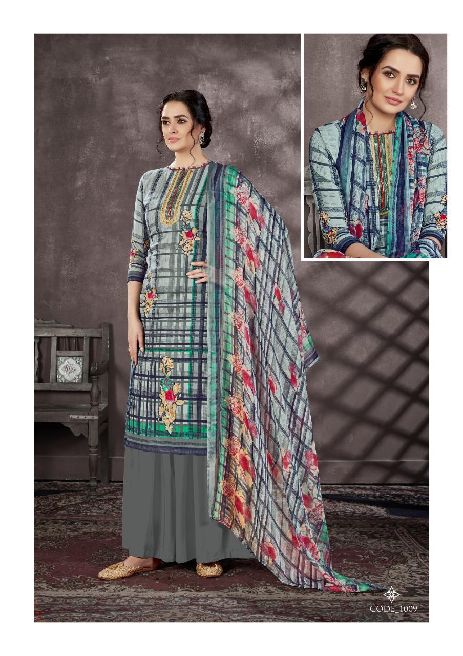 Roli Moli Mallika Salwar Suit Wholesale Catalog 10 Pcs 14 - Roli Moli Mallika Salwar Suit Wholesale Catalog 10 Pcs