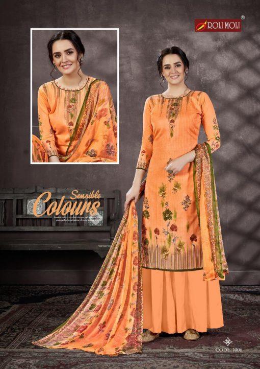 Roli Moli Mallika Salwar Suit Wholesale Catalog 10 Pcs 7 510x722 - Roli Moli Mallika Salwar Suit Wholesale Catalog 10 Pcs