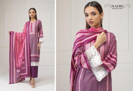 Sahil Printed Lawn Salwar Suit Wholesale Catalog 8 Pcs 7 510x351 - Sahil Printed Lawn Salwar Suit Wholesale Catalog 8 Pcs