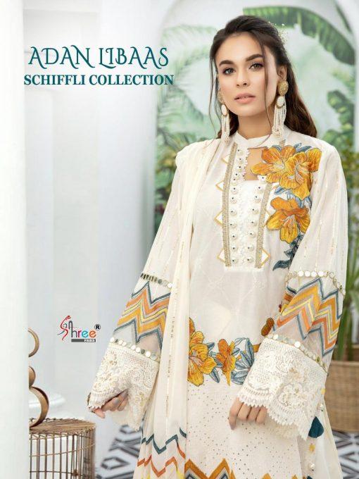 Shree Fabs Adan Libaas Schiffli Collection Salwar Suit Wholesale Catalog 5 Pcs 13 510x680 - Shree Fabs Adan Libaas Schiffli Collection Salwar Suit Wholesale Catalog 5 Pcs