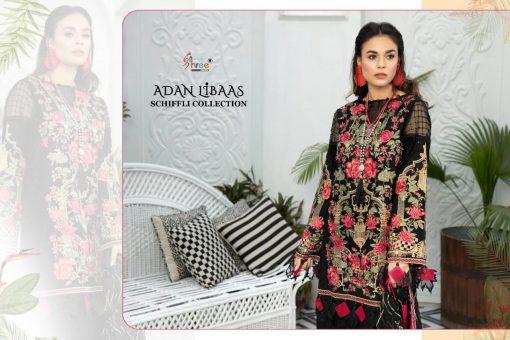 Shree Fabs Adan Libaas Schiffli Collection Salwar Suit Wholesale Catalog 5 Pcs 6 510x340 - Shree Fabs Adan Libaas Schiffli Collection Salwar Suit Wholesale Catalog 5 Pcs