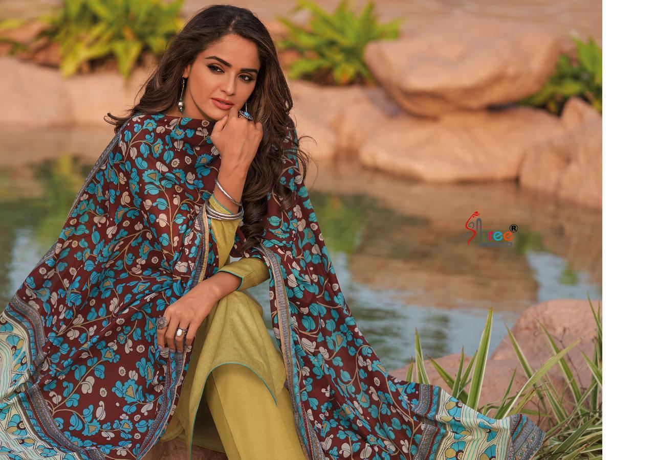 Shree Fabs Chevron Salwar Suit Wholesale Catalog 8 Pcs 10 - Shree Fabs Chevron Salwar Suit Wholesale Catalog 8 Pcs