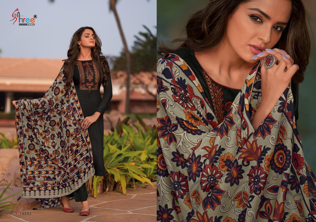 Shree Fabs Chevron Salwar Suit Wholesale Catalog 8 Pcs 5 - Shree Fabs Chevron Salwar Suit Wholesale Catalog 8 Pcs