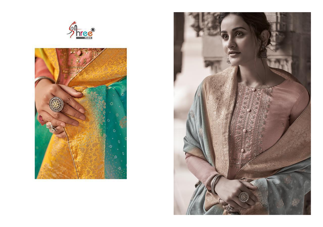 Shree Fabs Diyah Vol 2 Salwar Suit Wholesale Catalog 8 Pcs 1 - Shree Fabs Diyah Vol 2 Salwar Suit Wholesale Catalog 8 Pcs