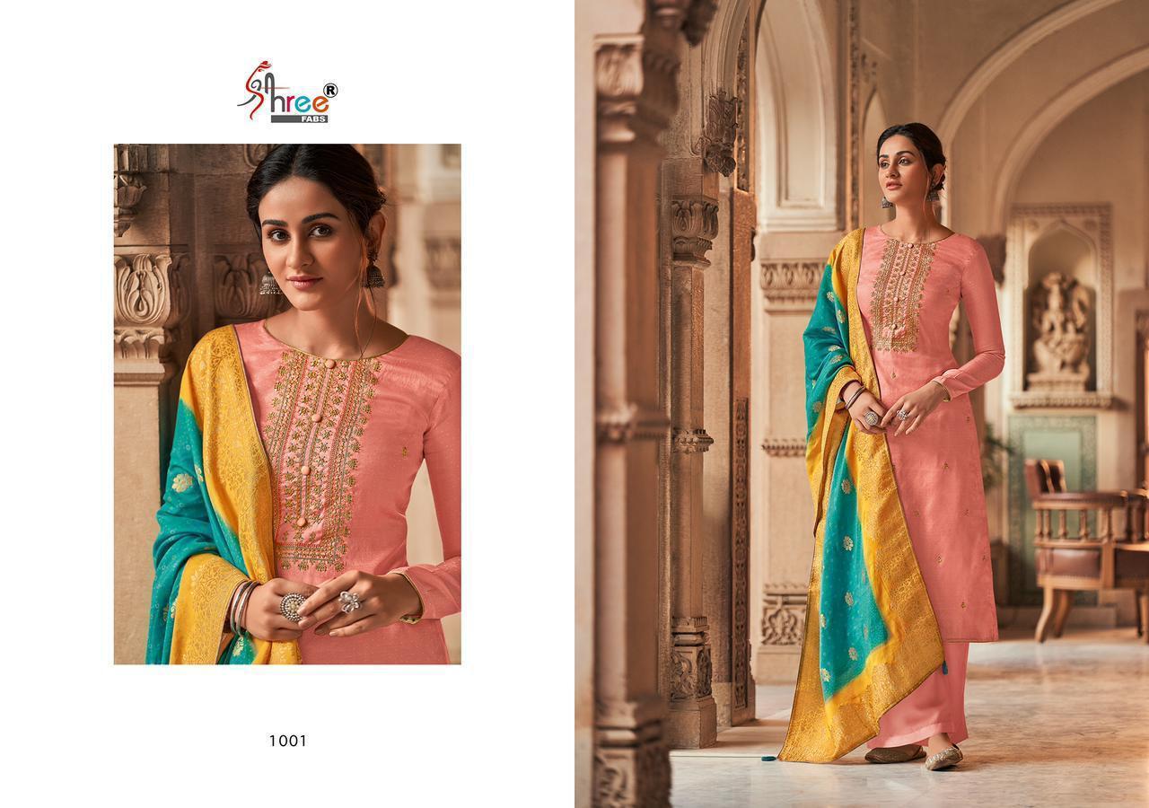 Shree Fabs Diyah Vol 2 Salwar Suit Wholesale Catalog 8 Pcs 3 - Shree Fabs Diyah Vol 2 Salwar Suit Wholesale Catalog 8 Pcs