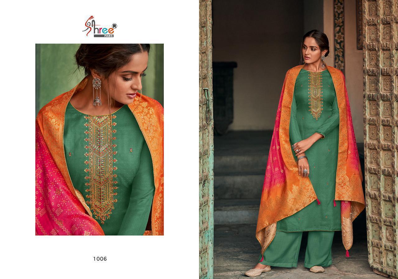 Shree Fabs Diyah Vol 2 Salwar Suit Wholesale Catalog 8 Pcs 4 - Shree Fabs Diyah Vol 2 Salwar Suit Wholesale Catalog 8 Pcs