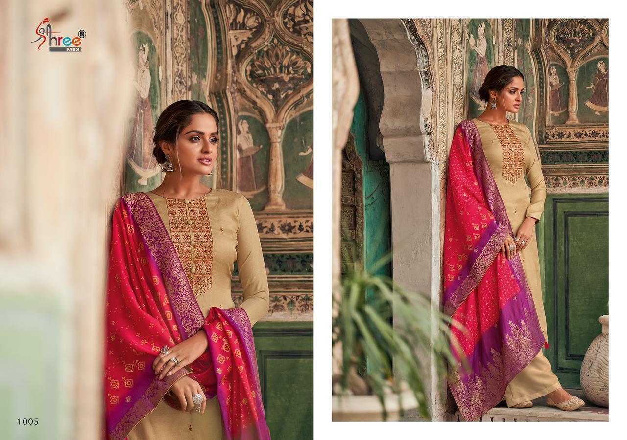 Shree Fabs Diyah Vol 2 Salwar Suit Wholesale Catalog 8 Pcs 7 - Shree Fabs Diyah Vol 2 Salwar Suit Wholesale Catalog 8 Pcs