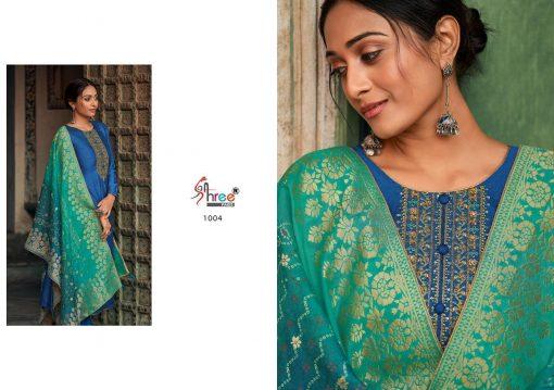Shree Fabs Diyah Vol 2 Salwar Suit Wholesale Catalog 8 Pcs 8 510x359 - Shree Fabs Diyah Vol 2 Salwar Suit Wholesale Catalog 8 Pcs