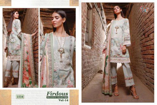 Shree Fabs Firdous Exclusive Collection Vol 14 Salwar Suit Wholesale Catalog 8 Pcs 11 510x342 - Shree Fabs Firdous Exclusive Collection Vol 14 Salwar Suit Wholesale Catalog 8 Pcs