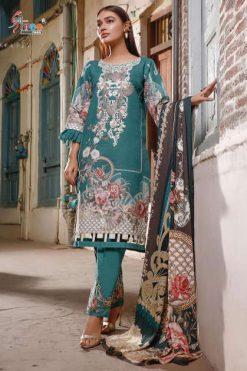Shree Fabs Firdous Exclusive Collection Vol 14 Salwar Suit Wholesale Catalog 8 Pcs