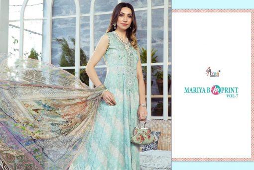 Shree Fabs Mariya B MPrint Vol 7 Salwar Suit Wholesale Catalog 8 Pcs 15 510x342 - Shree Fabs Mariya B MPrint Vol 7 Salwar Suit Wholesale Catalog 8 Pcs