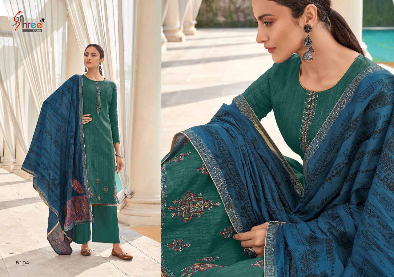 Shree Fabs Monark Salwar Suit Wholesale Catalog 8 Pcs 1 - Shree Fabs Monark Salwar Suit Wholesale Catalog 8 Pcs