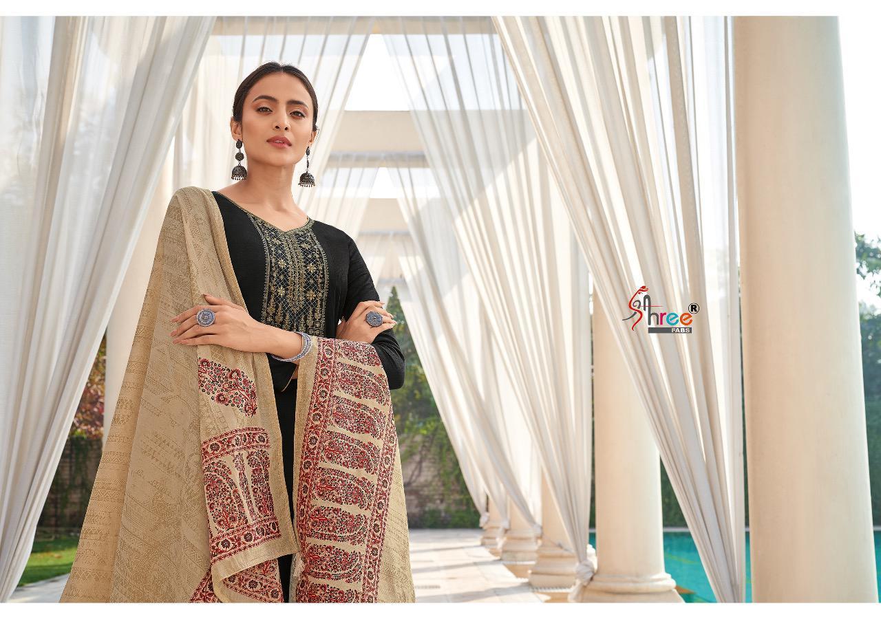 Shree Fabs Monark Salwar Suit Wholesale Catalog 8 Pcs 5 - Shree Fabs Monark Salwar Suit Wholesale Catalog 8 Pcs