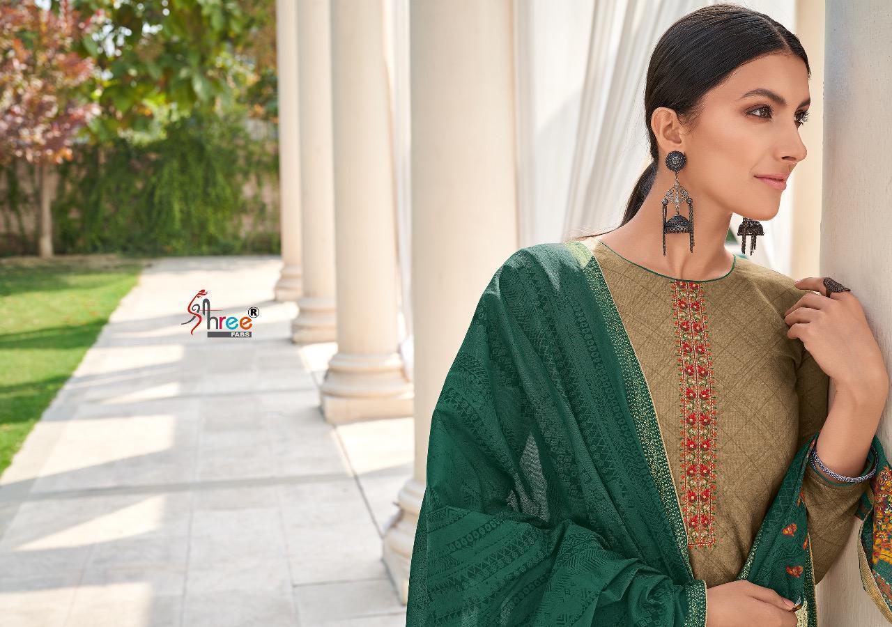 Shree Fabs Monark Salwar Suit Wholesale Catalog 8 Pcs 7 - Shree Fabs Monark Salwar Suit Wholesale Catalog 8 Pcs