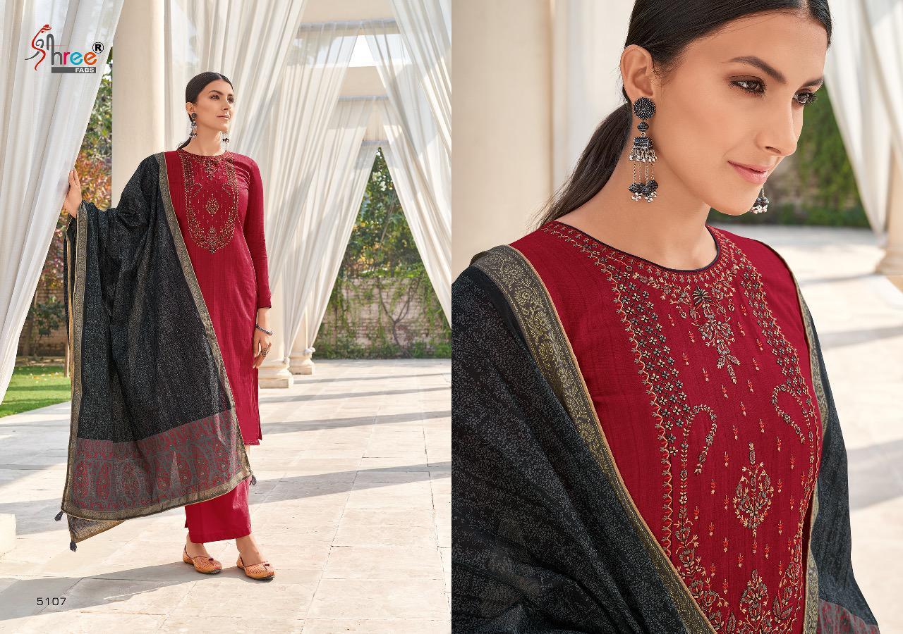Shree Fabs Monark Salwar Suit Wholesale Catalog 8 Pcs 9 - Shree Fabs Monark Salwar Suit Wholesale Catalog 8 Pcs