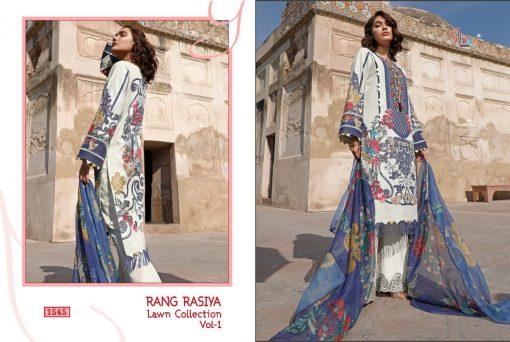 Shree Fabs Rang Rasiya Lawn Collection Vol 1 Salwar Suit Wholesale Catalog 7 Pcs 10 510x342 - Shree Fabs Rang Rasiya Lawn Collection Vol 1 Salwar Suit Wholesale Catalog 7 Pcs