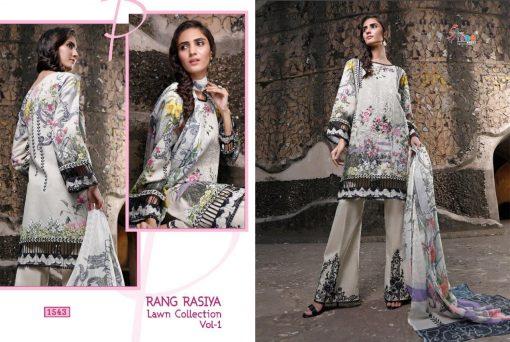 Shree Fabs Rang Rasiya Lawn Collection Vol 1 Salwar Suit Wholesale Catalog 7 Pcs 7 510x342 - Shree Fabs Rang Rasiya Lawn Collection Vol 1 Salwar Suit Wholesale Catalog 7 Pcs