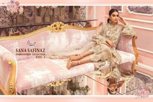 Shree Fabs Sana Safinaz Embroidered Collection Vol 3 Salwar Suit Wholesale Catalog 4 Pcs 4 510x340 - Shree Fabs Sana Safinaz Embroidered Collection Vol 3 Salwar Suit Wholesale Catalog 4 Pcs