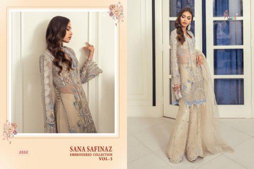 Shree Fabs Sana Safinaz Embroidered Collection Vol 3 Salwar Suit Wholesale Catalog 4 Pcs 6 510x340 - Shree Fabs Sana Safinaz Embroidered Collection Vol 3 Salwar Suit Wholesale Catalog 4 Pcs