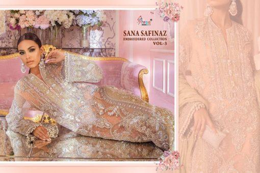 Shree Fabs Sana Safinaz Embroidered Collection Vol 3 Salwar Suit Wholesale Catalog 4 Pcs 7 510x340 - Shree Fabs Sana Safinaz Embroidered Collection Vol 3 Salwar Suit Wholesale Catalog 4 Pcs