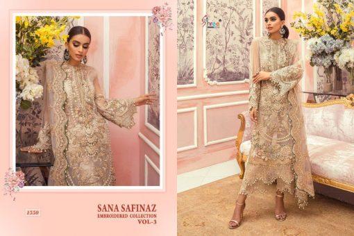 Shree Fabs Sana Safinaz Embroidered Collection Vol 3 Salwar Suit Wholesale Catalog 4 Pcs 8 510x340 - Shree Fabs Sana Safinaz Embroidered Collection Vol 3 Salwar Suit Wholesale Catalog 4 Pcs