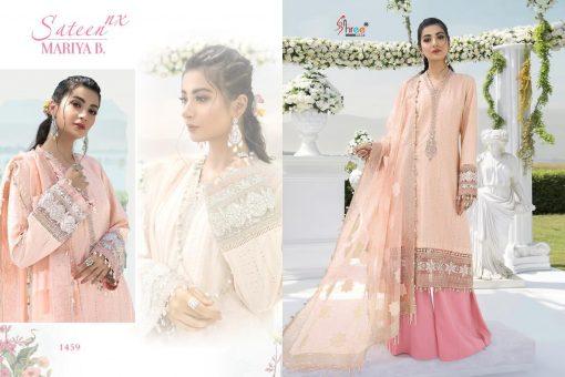 Shree Fabs Sateen Mariya B Nx Salwar Suit Wholesale Catalog 4 Pcs 2 510x340 - Shree Fabs Sateen Mariya B Nx Salwar Suit Wholesale Catalog 4 Pcs